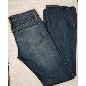 Paper Denim & Cloth Bridgette Low Rise Boot Jeans